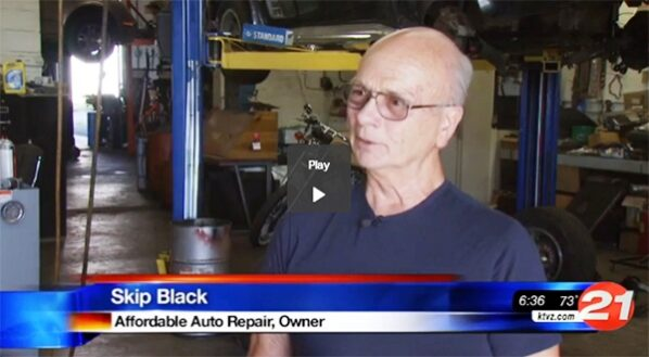 Pay it Forward: Affordable Auto Repair
