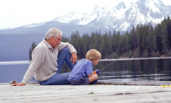 How to Talk With Your Grandkids About Money
