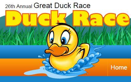 2015 Great Drake Park Duck Race