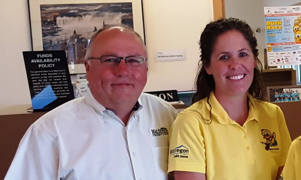 Tammy Gregory Named Manager of Madras Branch