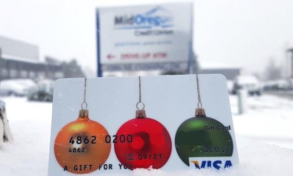 Visa Gift Cards Convenience!