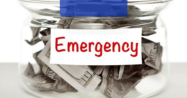 Savings Goals Begin With Emergency Fund
