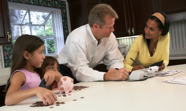 Teach Your Children Financial Independence