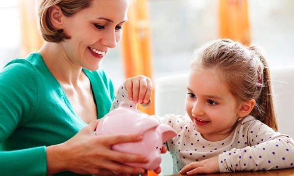 Teach Your Kids to Pump Up Their Savings