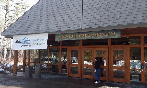 Enjoy the High Desert Museum for Free!