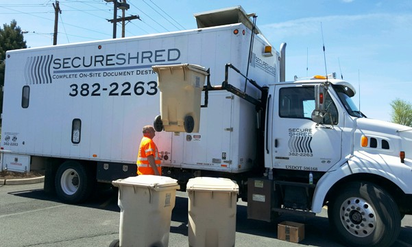 Shred Your Documents for Free!