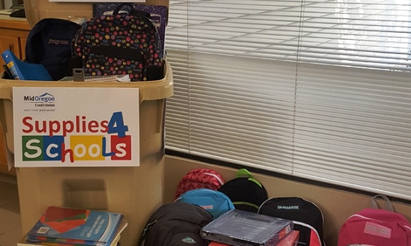 You Can Make a Difference with School Supplies