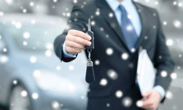 Five Reasons Why End-of-Year Car Buying Is A Great Time