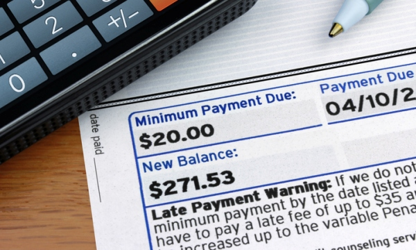Credit Cards- Pay More Than Minimum for Faster Payoff