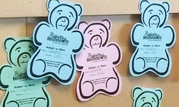 Adopt-A-Bear Gives Local Kids a Healthy Start