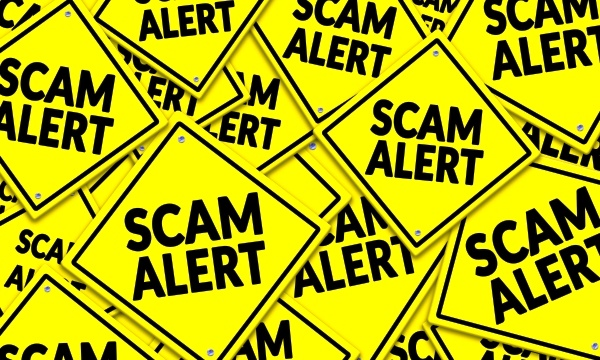 Six Signs It Is A Scam