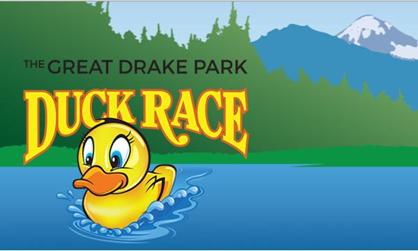 Great Drake Park Duck Race—Ducks on Sale Now!