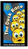 Great Drake Park Duck Race Logo