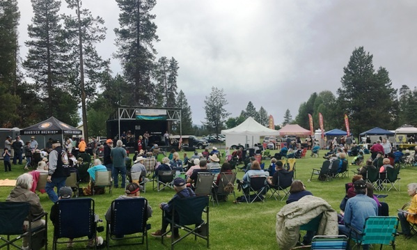 Music In The Pines 2019