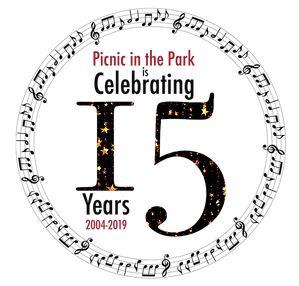 Picnic In The Park 15th Anniversary Logo-2019