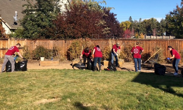 Mid Oregon's Day of Community Service