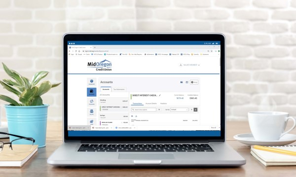 Our New Digital Banking Platform!