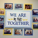 Sisters Branch Team- We are in this together
