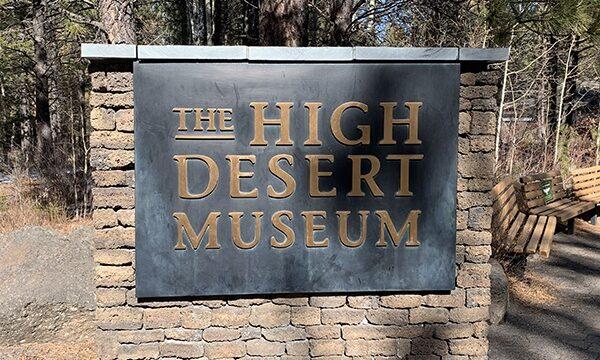 High Desert Museum Access Programs Sponsored by Mid Oregon