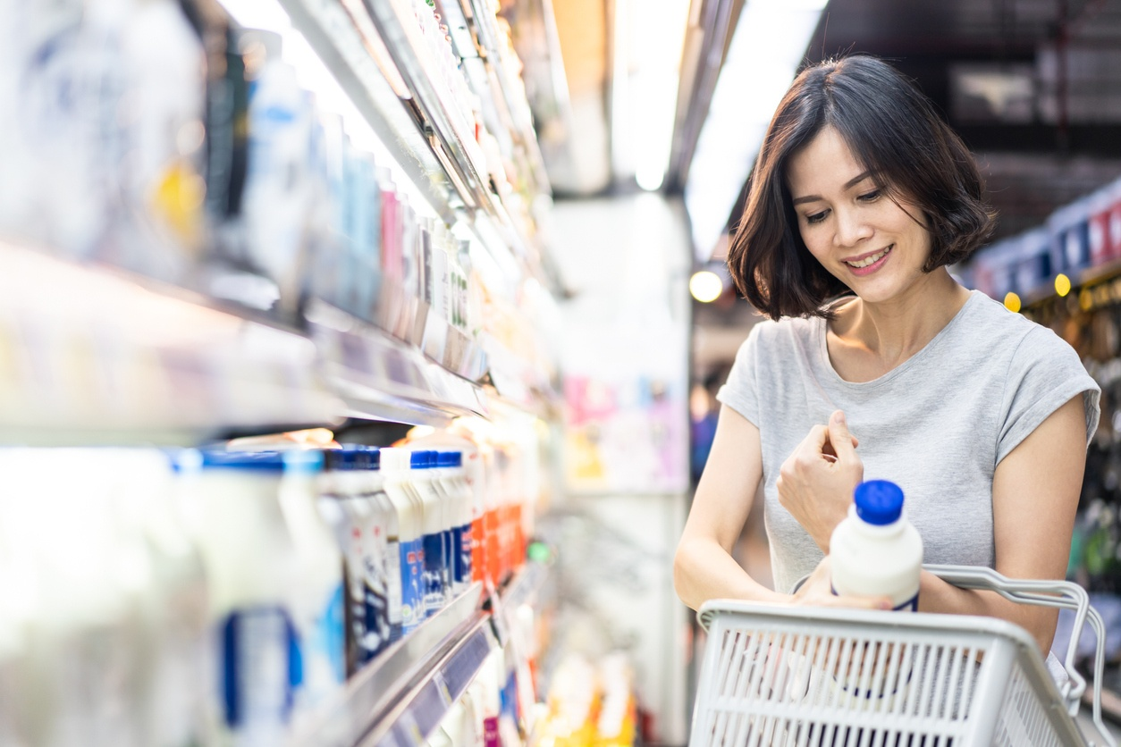 The Grocery Store Can Have a Big Impact on Your Budget