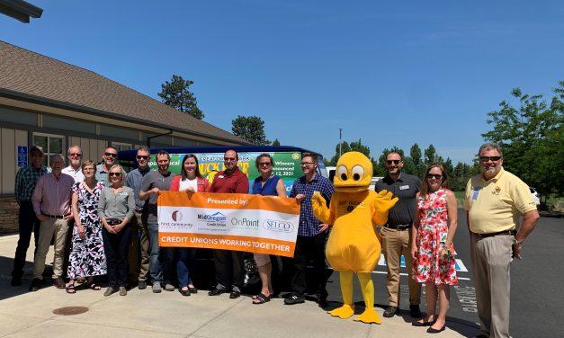 2021 Duck Race Kicks Off at Mid Oregon